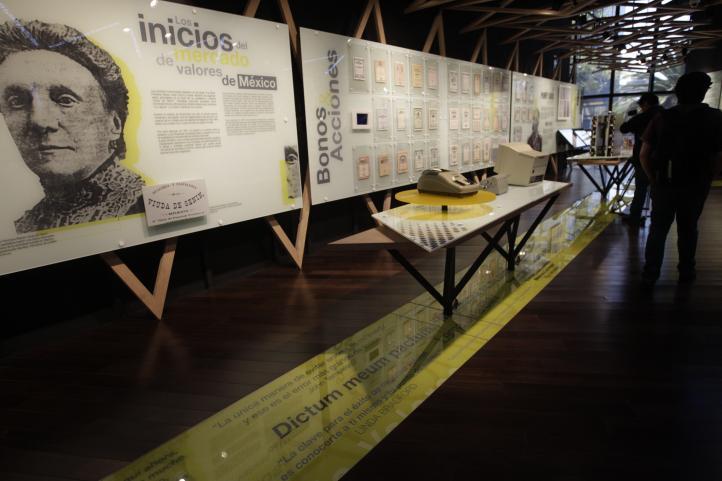 La BMV presenta el Museo de la Bolsa (Mubo)