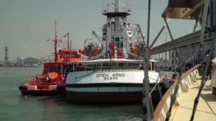 Llega a España otro barco rechazado por Italia y Malta