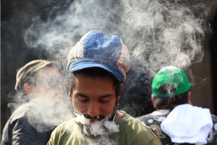 """Valida SCJN uso """"lúdico"""" de la mariguana"""