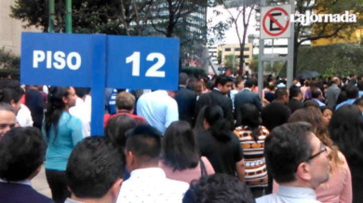 Tiembla en la Ciudad de México
