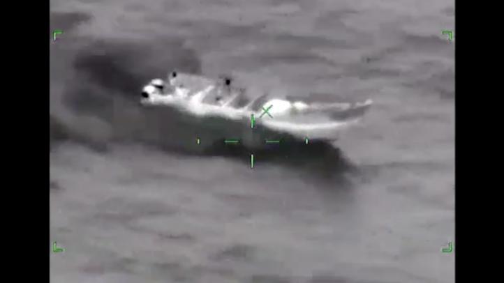 Detienen embarcación con más de media tonelada de cocaína