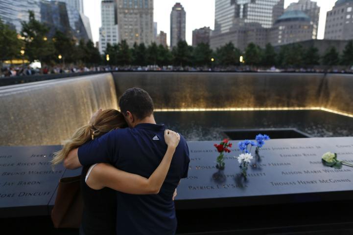 Conmemoran aniversario luctuoso del 11 de septiembre