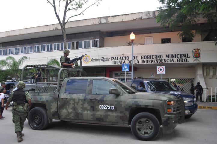 Crímenes en Iguala