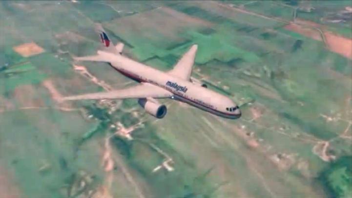 Videografía sobre el accidente del vuelo MH17.