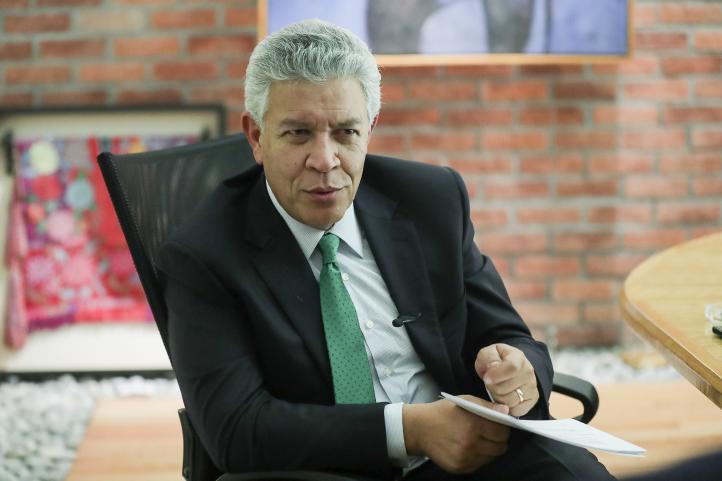 Más de 56 por ciento del crédito se entrega a jóvenes de entre 18 y 34 años: director general del Infonavit