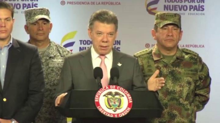 FARC suspende tregua unilateral en Colombia