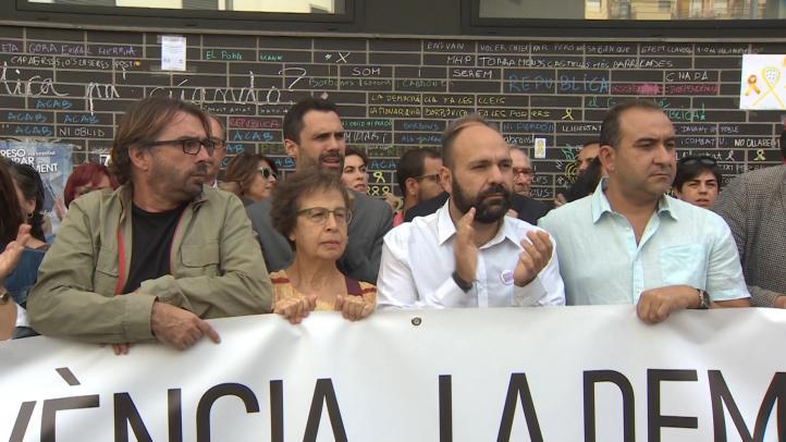 Cataluña: Primer aniversario del 1 de octubre