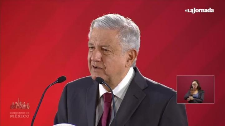 Llama López Obrador a no proteger a 'huachicoleros'