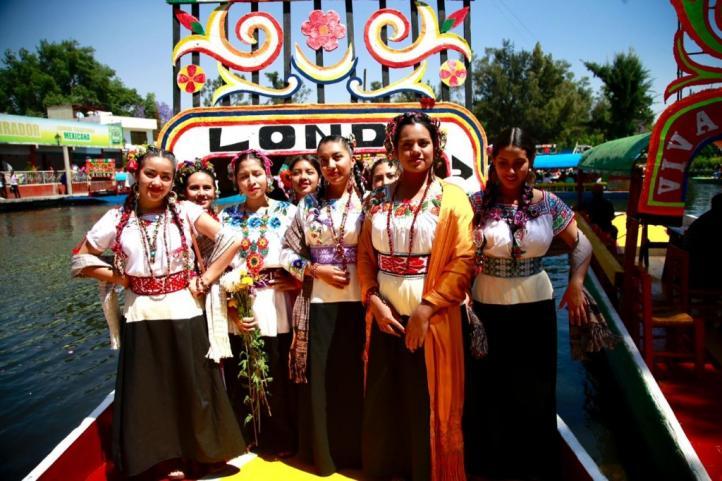 Competencia y tradición en los canales de Xochimilco