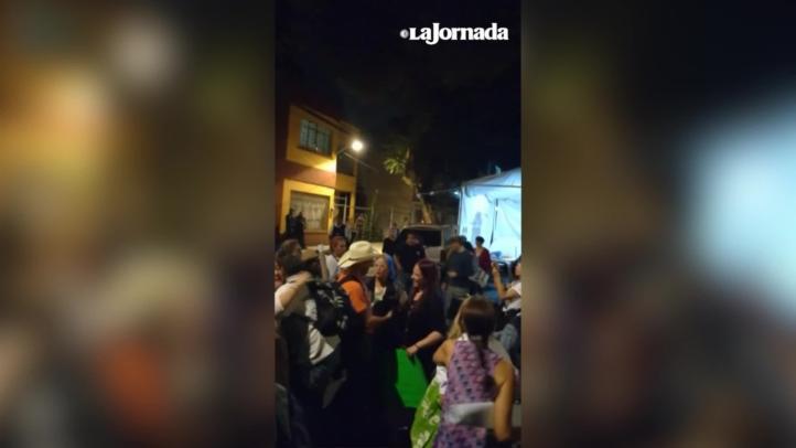 Damnificados festejan decisión de crear fideicomiso público