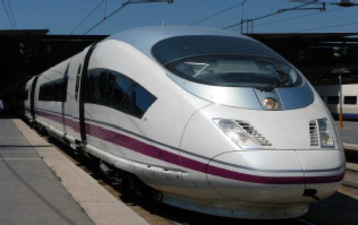 Proyecto del Tren de Alta Velocidad México-Querétaro