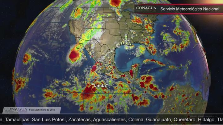 Reporte del clima 9 de septiembre de 2015.