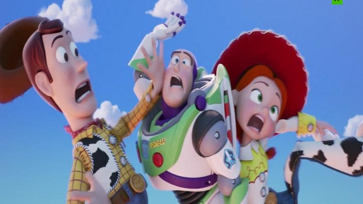 Primer y accidentado adelanto de Toy Story 4