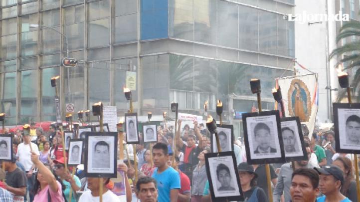 Familiares de los 43 exigen que se dé seguimiento al trabajo del GIEI