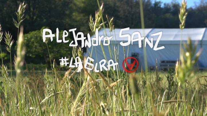 Alejandro Sanz abre las puertas de su finca previo a su gira