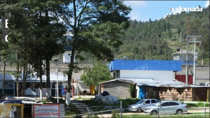 Brote de Covid-19 en penal de San Cristobal de las Casas