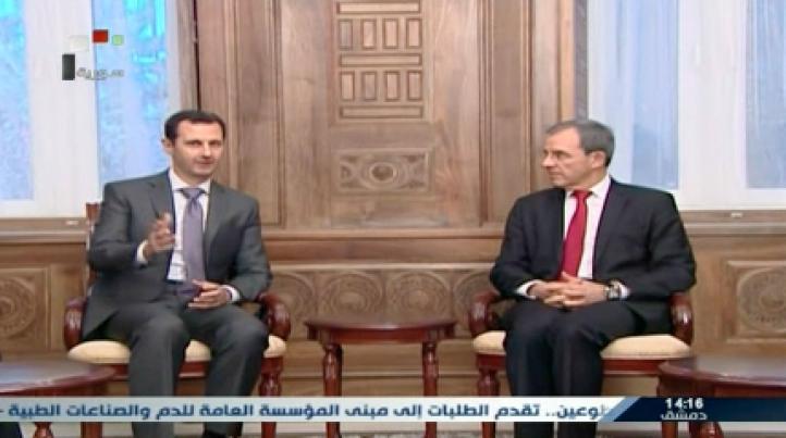El presidente sirio dice que la política francesa contribuyó al terrorismo