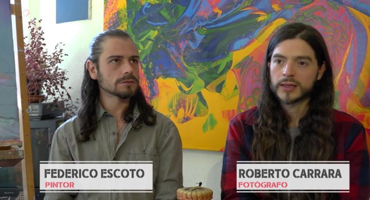 Los Independientes: Federico Escoto y Roberto Carrara