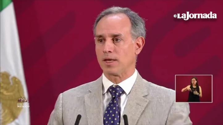 """""""No debe preocuparnos que sean pro activos los gobernadores, es una virtud"""": López-Gatell"""