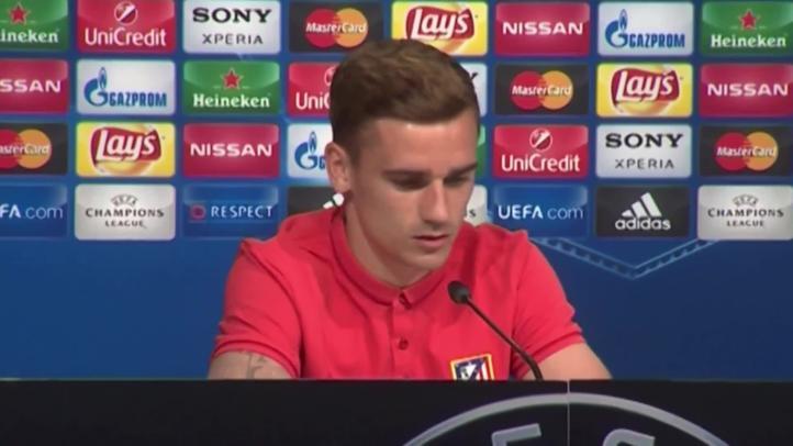 Antoine Griezmann, nuevo jugador del FC Barcelona hasta 2024