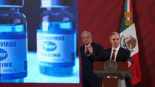 Vacuna contra Covid-19 primero a personal de salud, después por edades: Ssa - La Jornada Videos