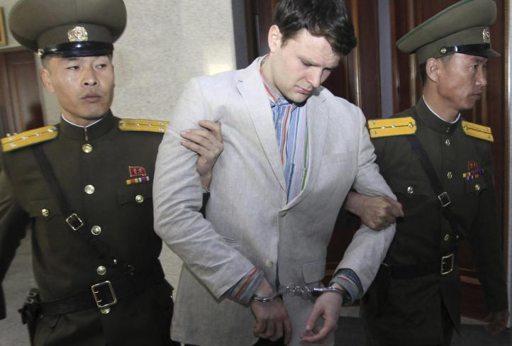 Muere estudiante estadounidense liberado por Corea del Norte