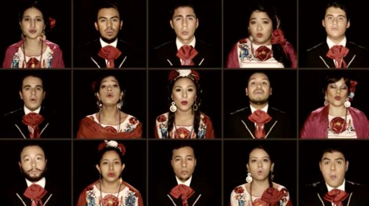 Crean primer coro virtual de México