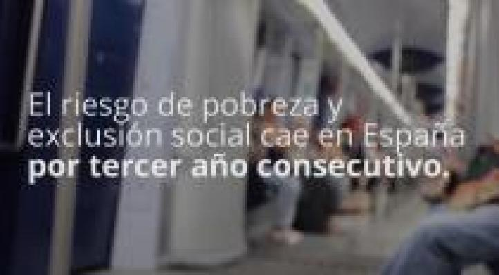 España, cuarto país de la UE donde crece el riesgo de pobreza