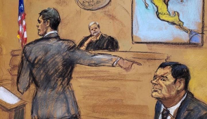 Declaran culpable a 'El Chapo' en EU
