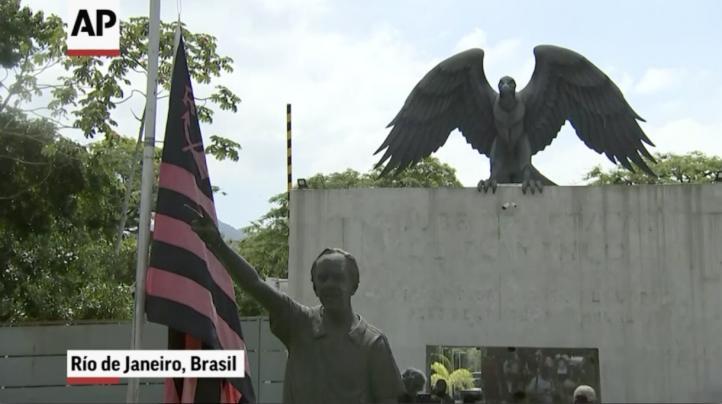 10 muertos tras incendio en instalaciones del club Flamengo