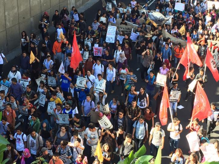 De Tlatelolco a Ayotzinapa, 47 aniversario del 2 de octubre