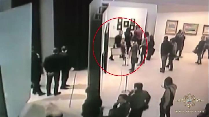Ladrón que se llevó la pintura de Kuindzhi fue detenido