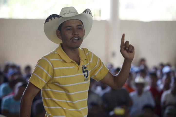 Esto decía Cemeí Verdía de las autodefensas en Michoacán en el 2014