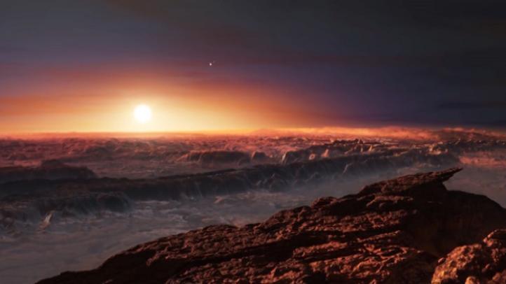 """Descubren """"súper Tierra"""" a 6 años luz de nuestro planeta"""