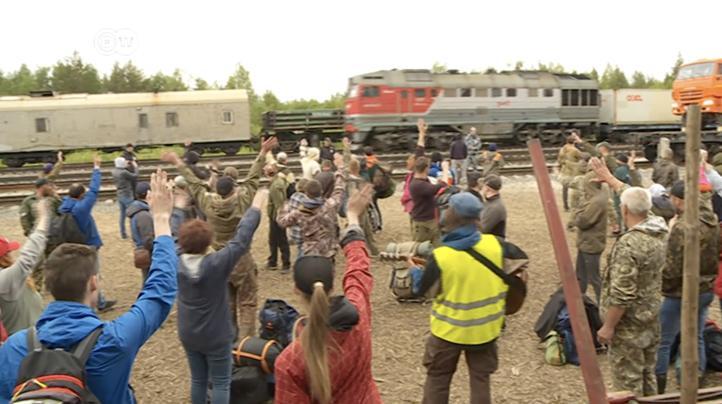 Rusia: ambientalistas rusos detienen construcción de vertedero