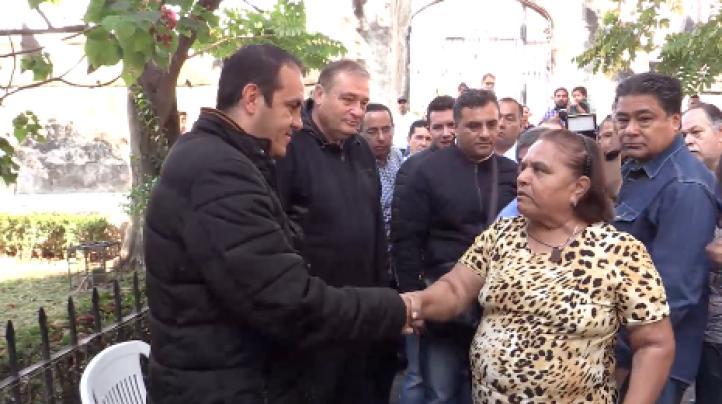 El alcalde de Cuernavaca levanta huelga de hambre, tras decisión de la Suprema Corte