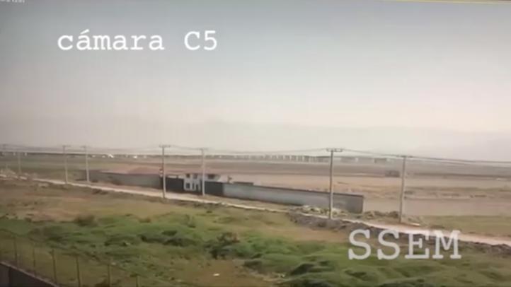 Avioneta aterriza de emergencia en Toluca