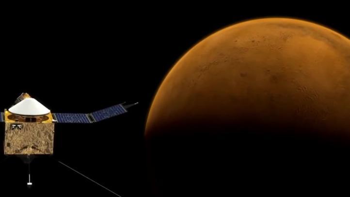 Curiosity detecta niveles inusualmente altos de metano en Marte