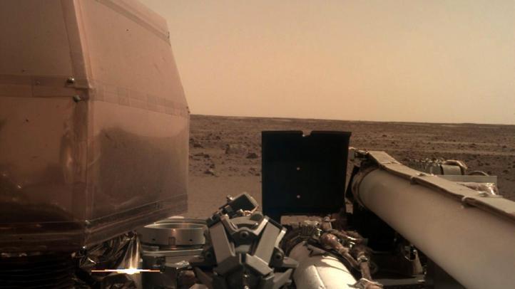 La misión espacial Insight ya llegó a Marte