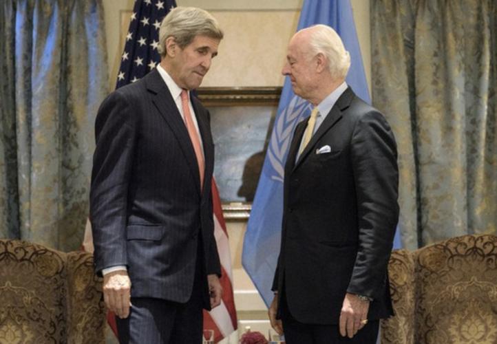 Nuevas conversaciones para resolver el conflicto sirio
