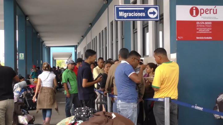 Colombia, Ecuador y Perú piden apoyo ante ola migratoria de venezolanos