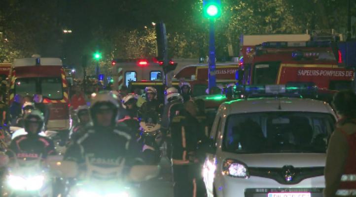 París: El peor ataque en Europa desde Madrid en 2004