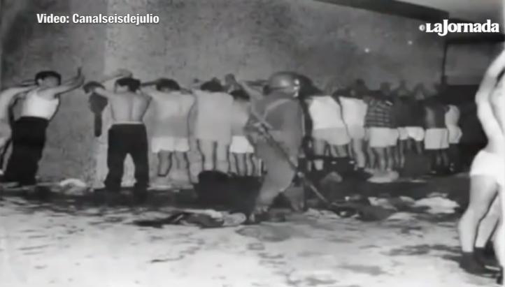 A 50 años de la masacre de Tlatelolco, la herida sigue abierta