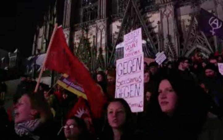 Conmociona a Alemania ataques sexuales en fin de año