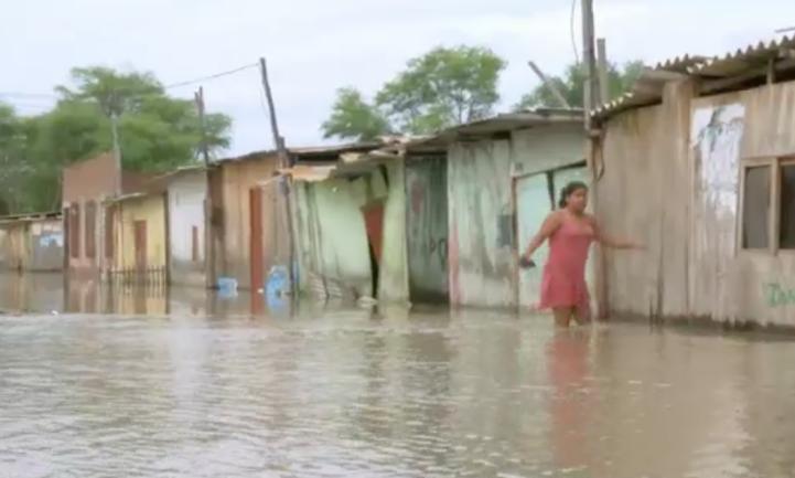 Medio millón de peruanos afectados por el fenómeno climático  El Niño