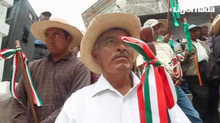 Presidentes municipales de Mixteca Alta exigen destitución de Aurelio Nuño