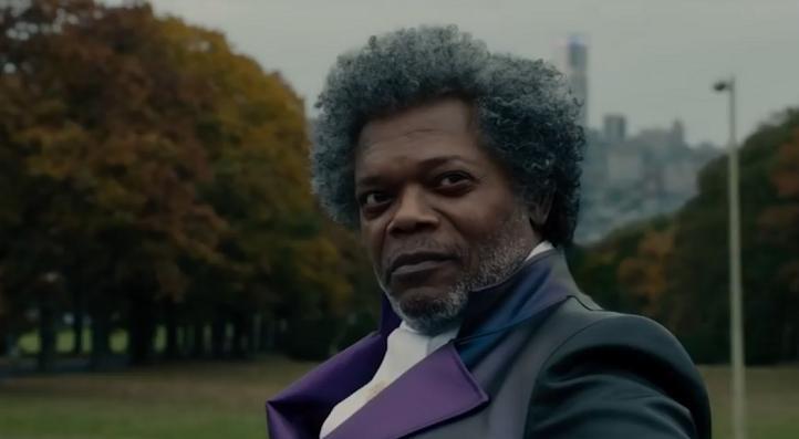 Samuel L. Jackson, Bruce Willis y James McAvoy protagonizan 'Glass'