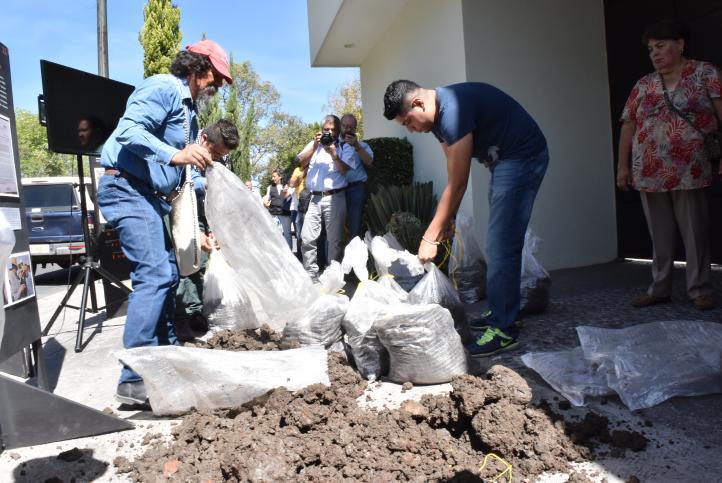Exhiben daños ambientales por obras del NAICM