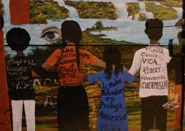 Vecinos de Coyoacán cumplen siete meses de plantón contra desarrollo inmobiliario