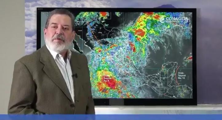Pronóstico del Tiempo para el 27 y 28 de junio de 2020